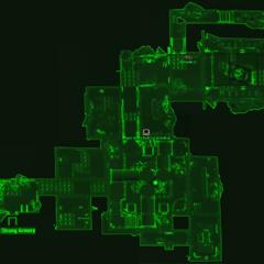 Підрівень бази Форт-Стронг