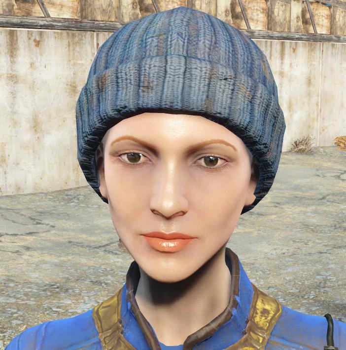 fac6dcd1ba8 Gray knit cap (Fallout 4)