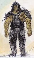 Super mutant master CA2