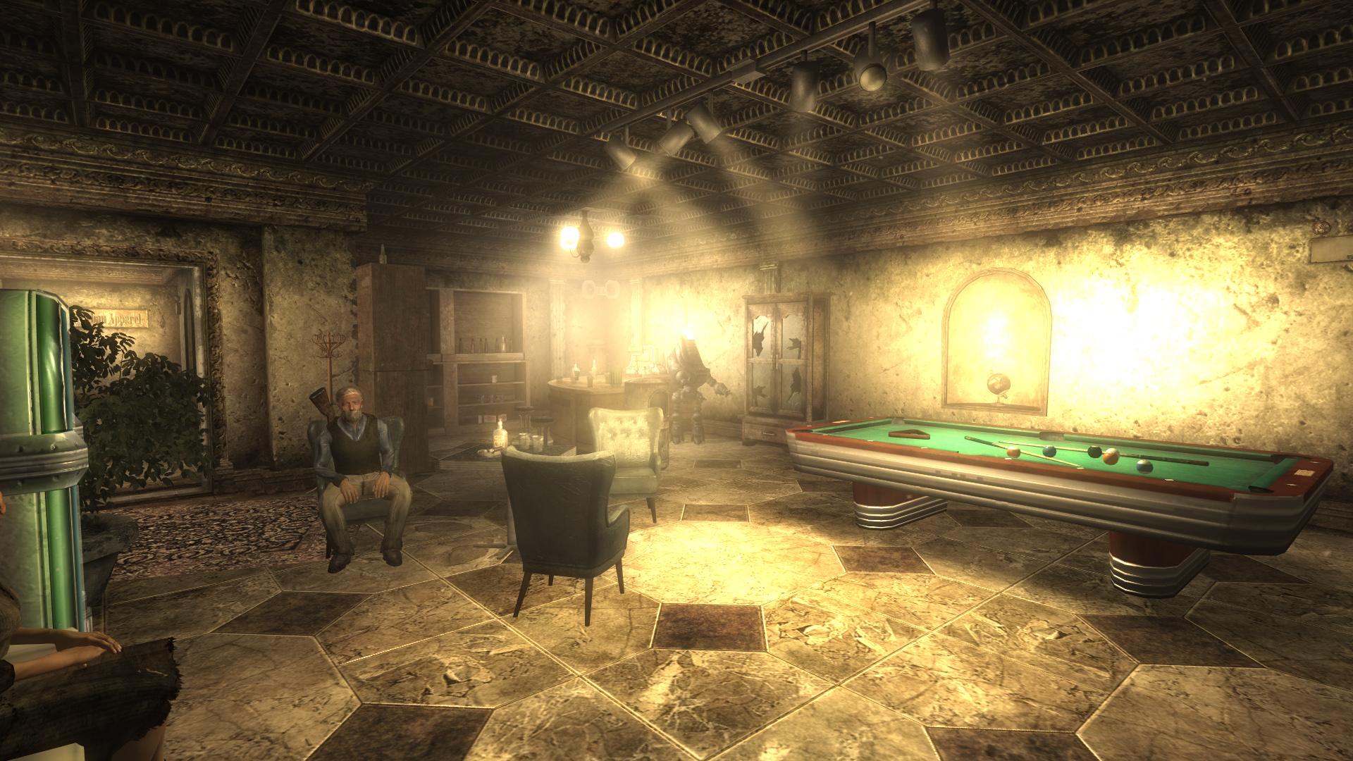 Federalist Lounge. The Federalist Lounge