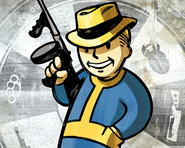 Vault boy new vegas