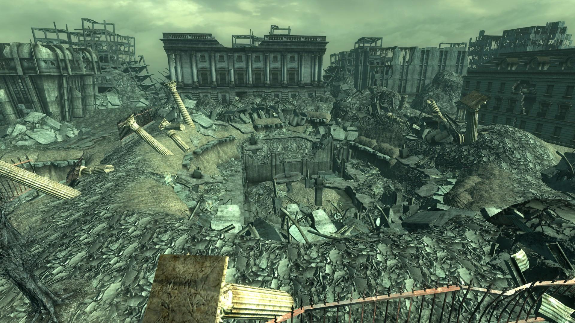 White House White House Fallout Wiki
