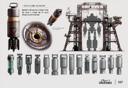 Art of Fallout 4 Beryllium agitator