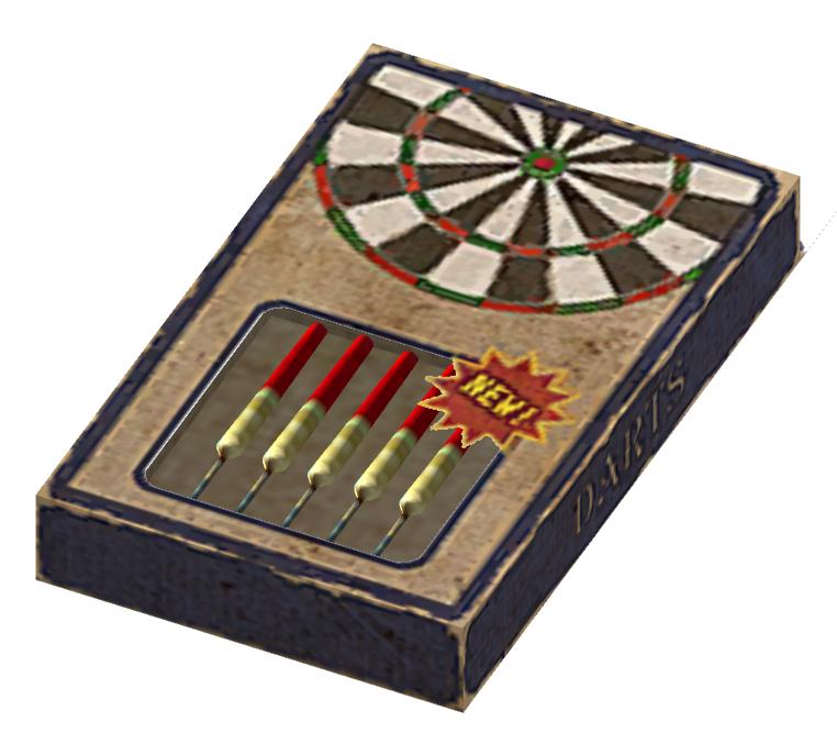 Dart | Fallout Wiki | FANDOM powered by Wikia Fallout Dart Gun Schematics on