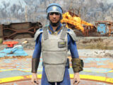 Vault-Tec security armor
