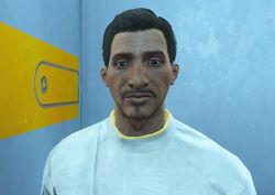 FO4 Enrico Thompson face