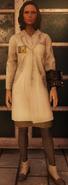 FO76 Vault-Tec Lab Coat Female