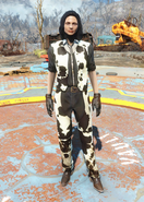 Fo4CowhideWesternOutfit female