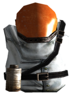 Radiation suit package