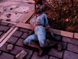 Responder corpse