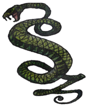 Tunnel Snakes logo