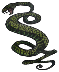 Tunnel Snakes logo
