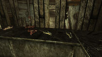 Andale Garden shed. Cannibal tools
