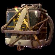 Atx skin backpack cooler nukashine l