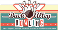 Back Alley Bowling logo