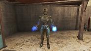 FO4 Assaultron invader
