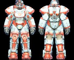 FO4 T-51 power armor abraxo
