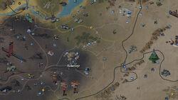 FO76 Lewisburg wmap