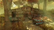 FO76 Tanagra Town (barracks and lab)