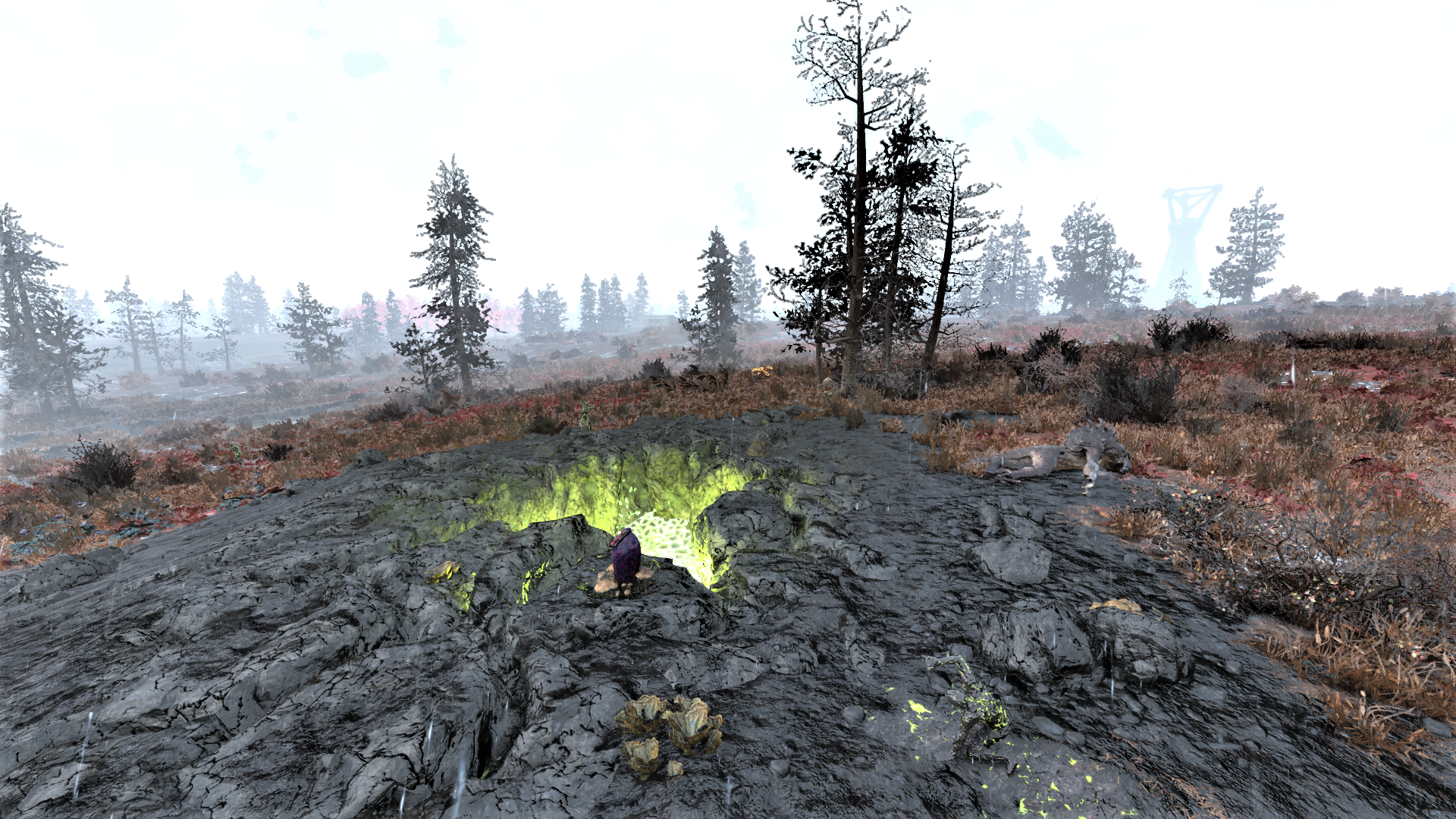 Fallout 76 Fissure Site unnamed NE of Drop Site V9 3