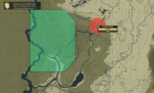 Fo76 nuke target and blast radious