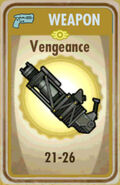 FoS Vengeance Card