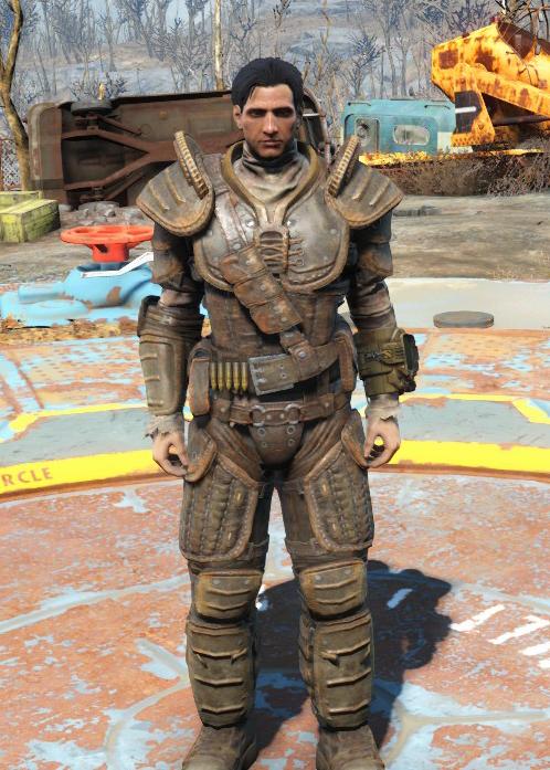 Custom Combat Armor -STANDALONE - Fallout 4 Mod, Cheat | FO4