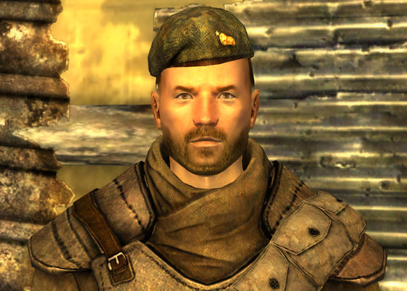 Lieutenant Monroe