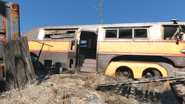 FO4 Big John salvage bus
