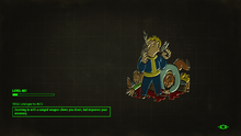 FO4 Bloody Mess Loading Screen