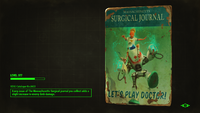FO4 Massachusetts Surgical Journal Loading Screen
