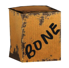 FO76 Bulk bone shards