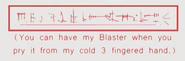 Fo4 Art Alien blaster note