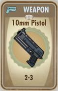 FoS 10mm pistol card