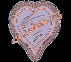 Icon Unlikely Valentine