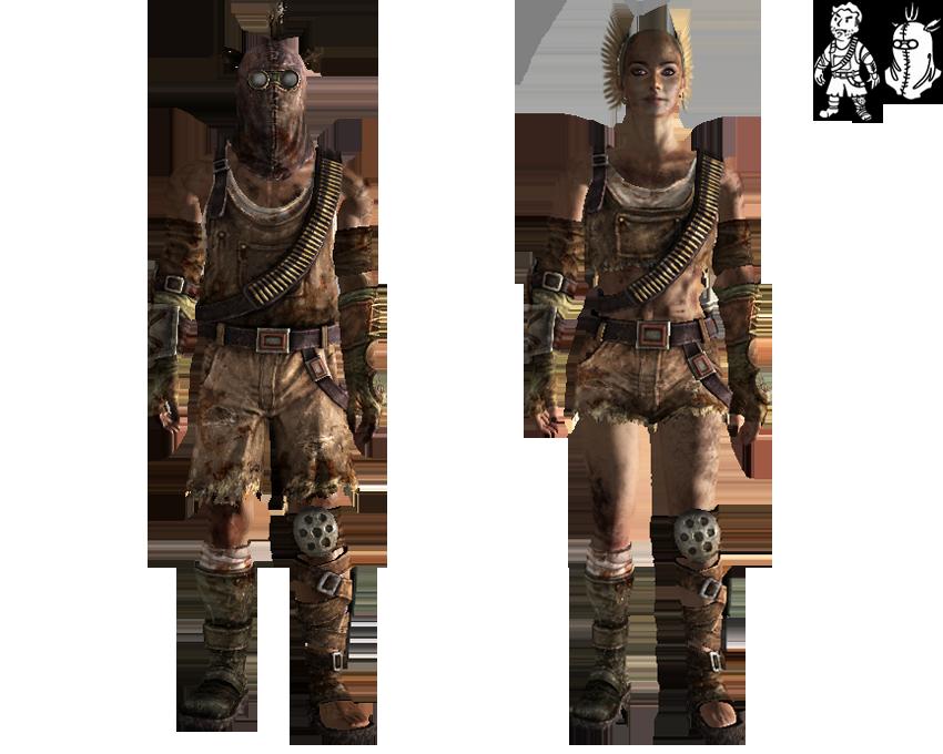 Raider badlands armor