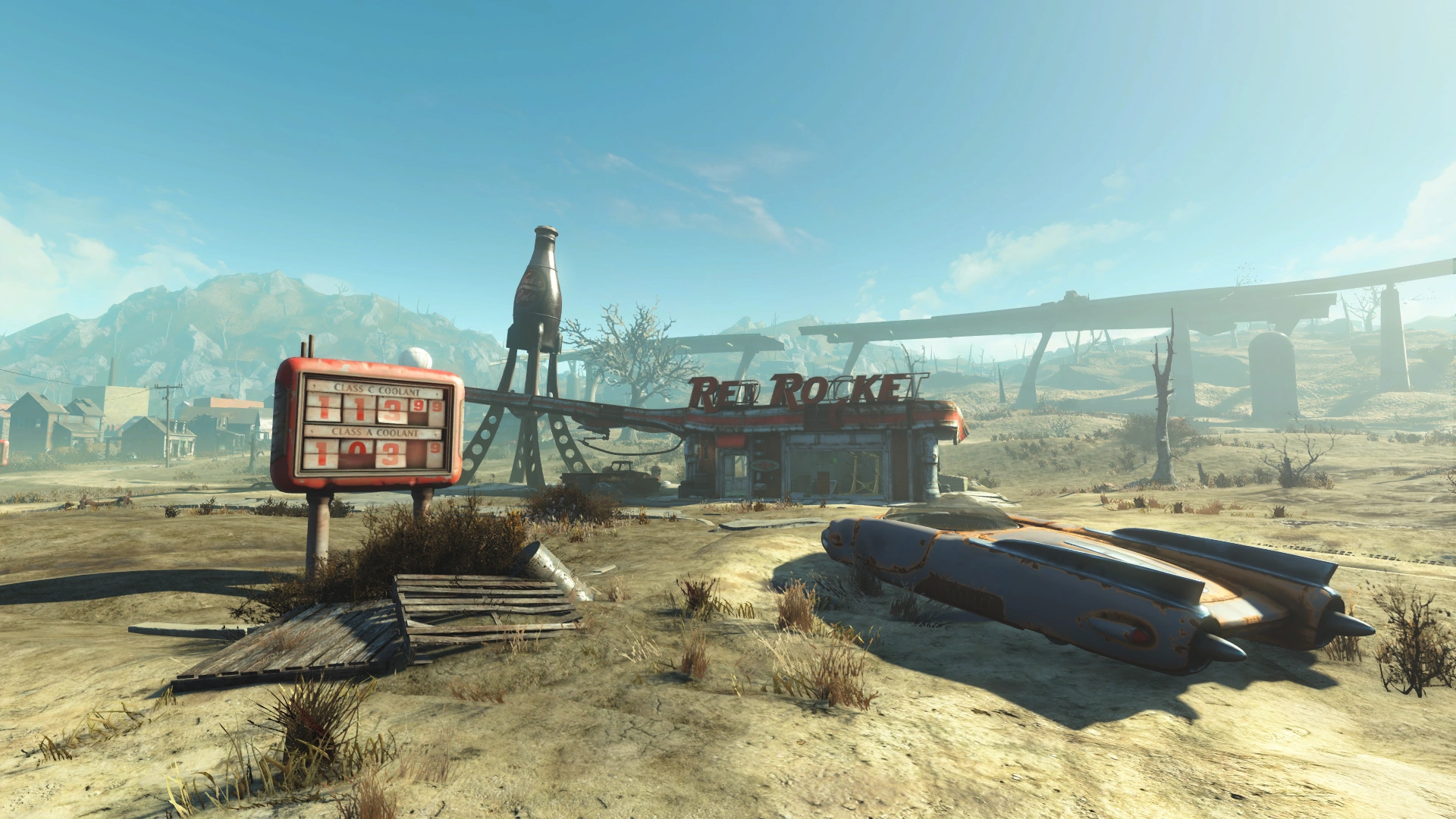 Nuka-World Red Rocket | Fallout Wiki | FANDOM powered by Wikia