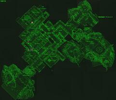 Vault 118 map