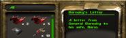 Barnakys letter inventory