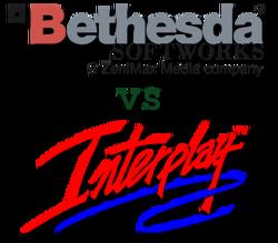 Bethesda vs Interplay