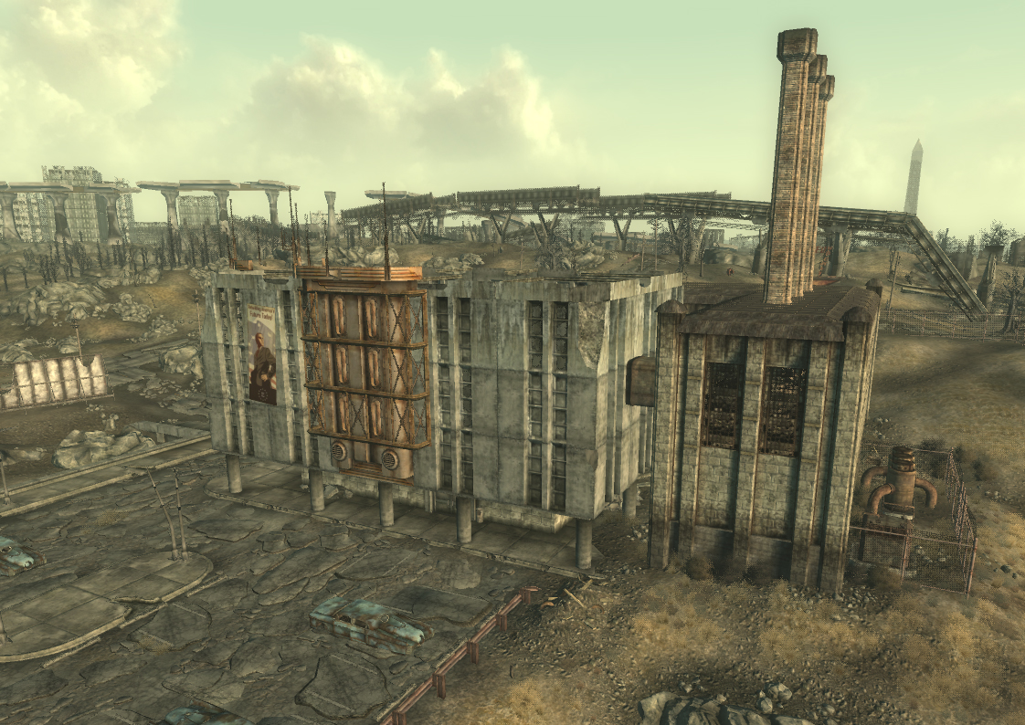 Corvega factory | Fallout Wiki | FANDOM powered by Wikia