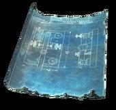 FNV BluePrintPaper01