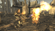 FNV Cook-Cook fighting vs Fiends