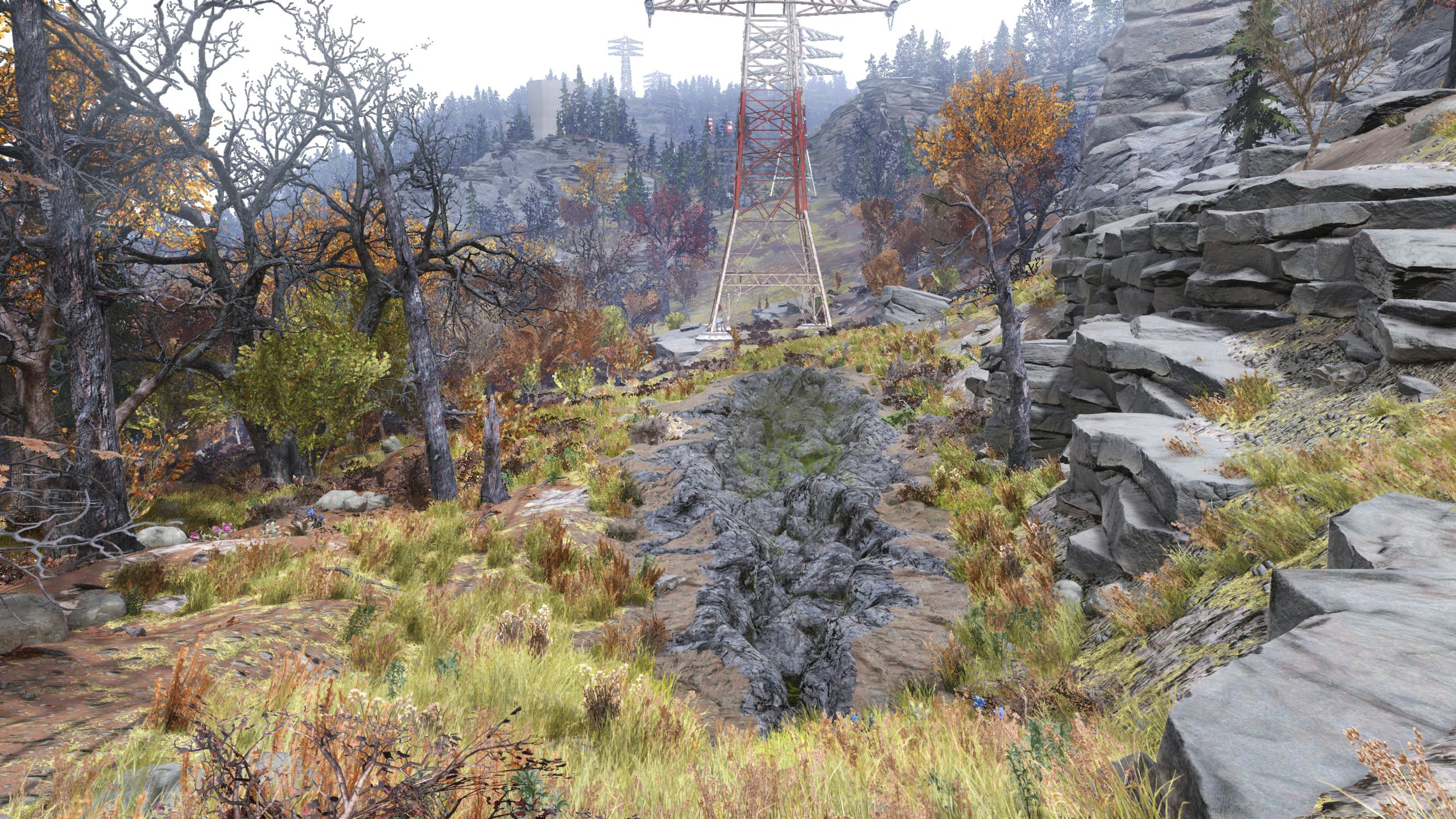 Fallout 76 Fissure site Theta