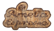 Fo4 Amelia Espresso sign