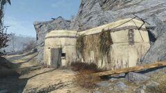 Recon Bunker Theta Front