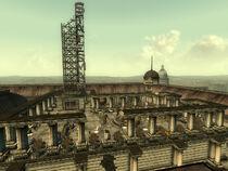 Statesman Hotel roof