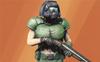 FO4 Creation Club - Doom Classic Marine Armor