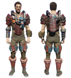FO4 NW PackArmor heavy