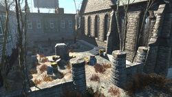 FO4 The South Boston Graveyard